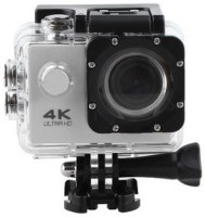 strikers SJ-8000 Ultra HD Action Camera 4K Video Recording 1920x1080p 60fps Go Pro Style Action camera With Wifi 16 Megapixels Sports and Action Camera(Multicolor, 16 MP)