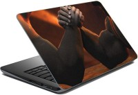View ezyPRNT Sparkle Laminated Strong Arms and Fist (15 to 15.6 inch) Vinyl Laptop Decal 15 Laptop Accessories Price Online(ezyPRNT)