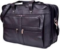 Zakara 15 inch Laptop Messenger Bag(Black)