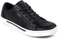 Spunk Spunk Mens Adin Black Sneakers Sneakers(Black)