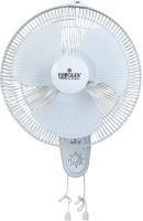 View Eurolex Aviator400mm 3 Blade Wall Fan(white) Home Appliances Price Online(EUROLEX)