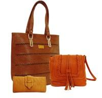 Estoss Hand-held Bag(Multicolor)