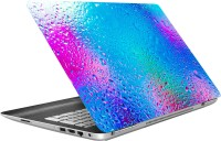 View imbue water drops high quality vinyl Laptop Decal 15.6 Laptop Accessories Price Online(imbue)