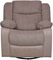 View peachtree Fabric Manual Rocker Recliners(Finish Color - Brown) Furniture (peachtree)