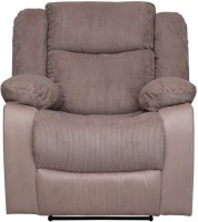 View peachtree Fabric Manual Recliners(Finish Color - Brown) Furniture (peachtree)