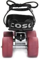 Cosco Tenacity Super Quad Roller Skates - Size 39 - 42 UK(Multicolor)
