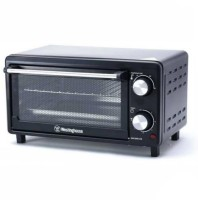 Westinghouse 12-Litre WHOT12 Oven Toaster Grill (OTG)(Black)