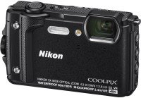 Nikon Coolpix W300 (Black) Shockproof waterproof Advanced Point & Shoot Camera(Black)