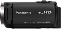 Panasonic HC-V270GW Camcorder Camera(Black)