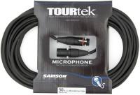 SAMSON Samson Tourtek TM-50 ' Microphone cable(Black)