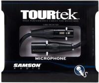 SAMSON Samson Tourtek TM-3 Microphone cable XLR(Black)