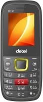View Detel D130 BLACK & YELLOW(Black & Yellow)  Price Online