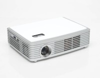 PLAY PP006 6000 lm DLP Corded Mobiles Portable Projector(White)
