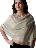 SOIL Solid Organic cotton, Hand Spun, Handloomed and Hand dyed Women Stole