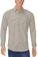 360 Degree Men's Solid Casual Shirt thumbnail