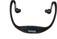 SHOPCRAZE Wireless Bluetooth Sports Headset Wireless Bluetooth Gaming Headset With Mic (Multicolor)- Headset with Mic(Multicolor, In the Ear)