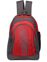 View Hanu 17 inch Laptop Backpack(Red) Laptop Accessories Price Online(Hanu)