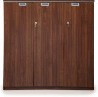 View Nilkamal California Engineered Wood Free Standing Cabinet(Finish Color - Walnut) Furniture (Nilkamal)