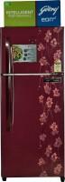Godrej 241 L Frost Free Double Door Refrigerator(Ruby Petals, RT EON 241 P 3.4)