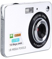 "Maya High Quality 18MP 2.7"" TFT LCD Digital Camcorder Camera DV 8X Digital Zoom HD 1280x720 Camcorder Camera(White)"