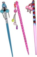 ARTS CHETAN combo of juda sticks Bun Stick(Multicolor) - Price 420 79 % Off
