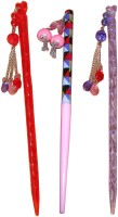 ARTS CHETAN PK-67 Bun Stick(Multicolor) - Price 420 79 % Off