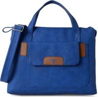 Baggit Hand-held Bag(Blue)
