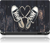 View The Print Cart Sneakers Love Vinyl Laptop Decal 15.6 Laptop Accessories Price Online(The Print Cart)