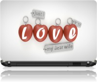 View The Print Cart I Love You (2) Vinyl Laptop Decal 15.6 Laptop Accessories Price Online(The Print Cart)