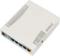 MikroTik RB951ui-2hnd Wireless Indoor AP Router(White)