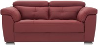 View Durian CHARLES/A/2 Leatherette 2 Seater(Finish Color - Burgandy) Furniture (Durian)