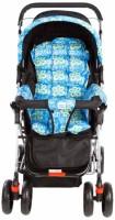 MeeMee Baby Pram(3, Blue, Black)