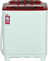 Godrej 6.5 kg Semi Automatic Top Load Washing Machine Red(GWS 6502 PPC RED)