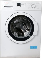 Bosch 7 kg Fully Automatic Front Load Washing Machine White(WAK20160IN)