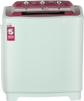 Godrej 7 kg Semi Automatic Top Load Washing Machine(GWS 7002 PPC Coral Pink)