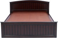 View shop klass Solid Wood Queen Bed(Finish Color -  chocolate brown) Furniture (shop klass)
