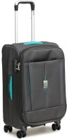 Delsey Passage + 55Cm Carry-On EXP. SPINNER Small Briefcase - For Men & Women(Anthracite)