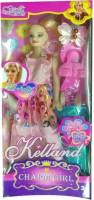 PRESENTSALE Beautiful charm barbie doll(Multicolor)