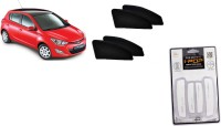TYPHON Premium Quality Zipper Magnetic Car Curtain With Ipop Door Guard For i20 Combo
