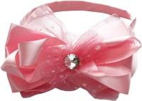 Dchica For Baby Girls Beautiful Design Casual Head Band(Pink) - Price 116 61 % Off
