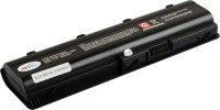View mora HP Compaq Presario CQ42 Series Compatible Black 6 Cell Laptop Battery Laptop Accessories Price Online(Mora)