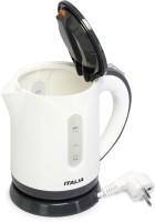 SafeDeals IK-1601 Electric Kettle(1 L, White, Black)