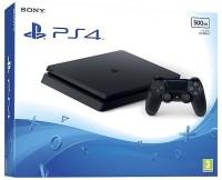 Sony Playstation 4 - PS4 (Black, 500GB)
