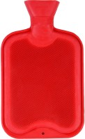 Orizon both side ribbed Non-electric 2 L Hot Water Bag(Red) - Price 145 47 % Off