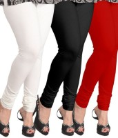BuyNewTrend Legging(Multicolor, Solid)