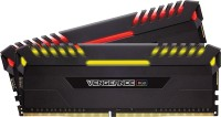 Corsair Vengeance DDR4 16 GB (Dual Channel) PC (CMR16GX4M2C3000C15)(Multicolor)