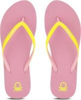 United Colors of Benetton UCB flip flops Flip Flops