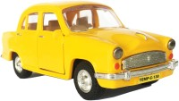 Jack Royal Pull back Premier Executive Car(Yellow, Pack of: 1)