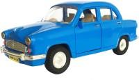 Jack Royal Pull back Executive Car(Blue, Pack of: 1)