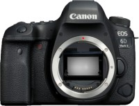 View Canon EOS 6D Mark II DSLR Camera Body(Black) Camera Price Online(Canon)